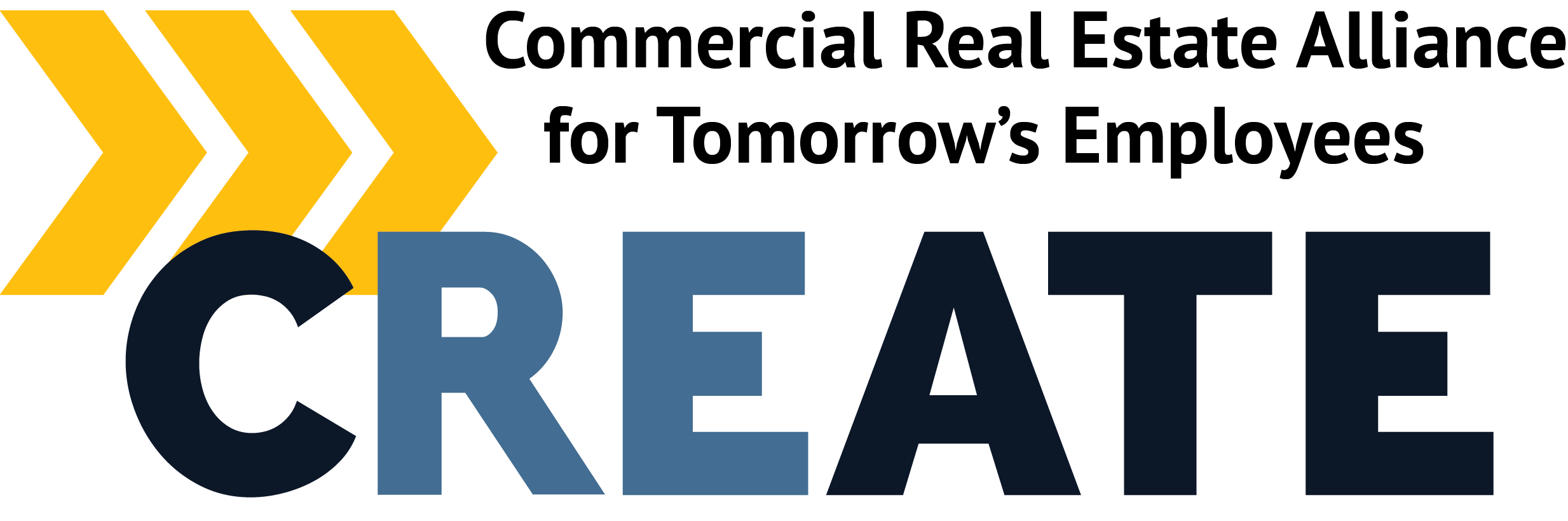 CREATE - Commercial Real Estate Alliance for Tomorrow's Employees